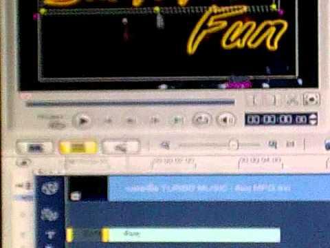การทำคาราโอเกะ Ulead VideoStudio 11