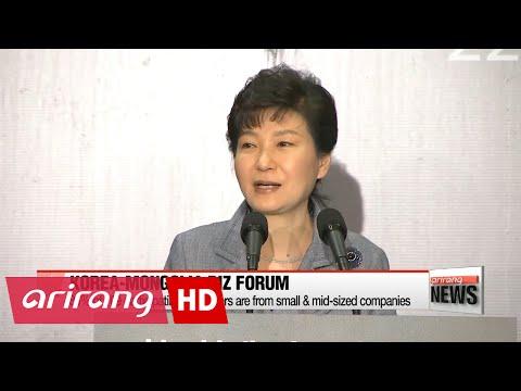 Korea-Mongolia's economic ties to be strengthened through summit