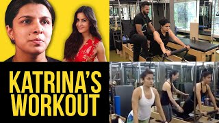 We Did Pilates Like Katrina Kaif For 30 Days | BuzzFeed India