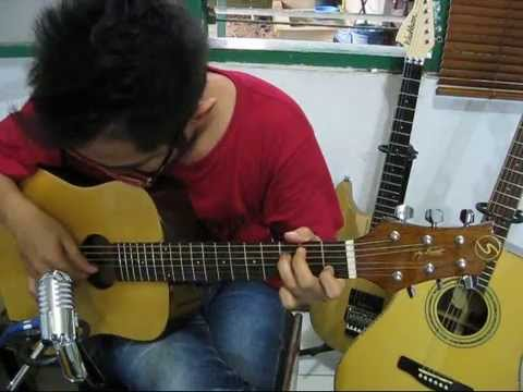 Kings of Convenience cover: Cayman Islands - Greg Bennett GD50 Mini Demo