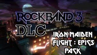 Rock Band 3 DLC - Phantom of The Opera by Iron Maiden Expert Full Band