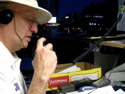Spokane County ARES/RACES 2010 Lilac Parade Communications