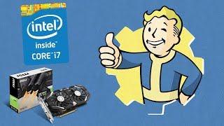 Fallout 4 - FPS Test - GTX 1060 6GB i7-4790k 16GB RAM - Ultra Settings 1920x1080
