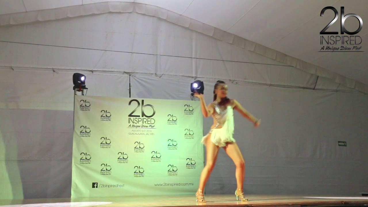 Jezabel Zuñiga | Salsa Soloista Abierta | 2b Inspired 2016