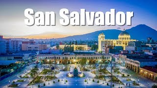 San Salvador City Tour, El Salvador
