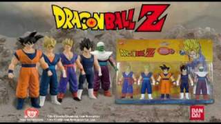 Dragon Ball - Set de Héroes y Villanos