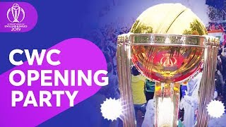 Opening Party - ICC Men's Cricket World Cup 2019
