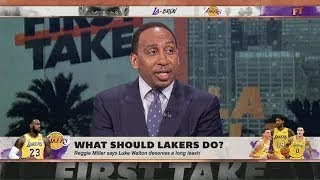 Lakers should trade Brandon Ingram – Stephen A   First Take