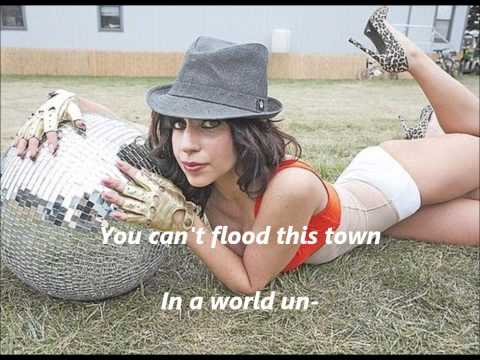 Stefani (Lady Gaga) - No Floods (2005) (Subtitles)