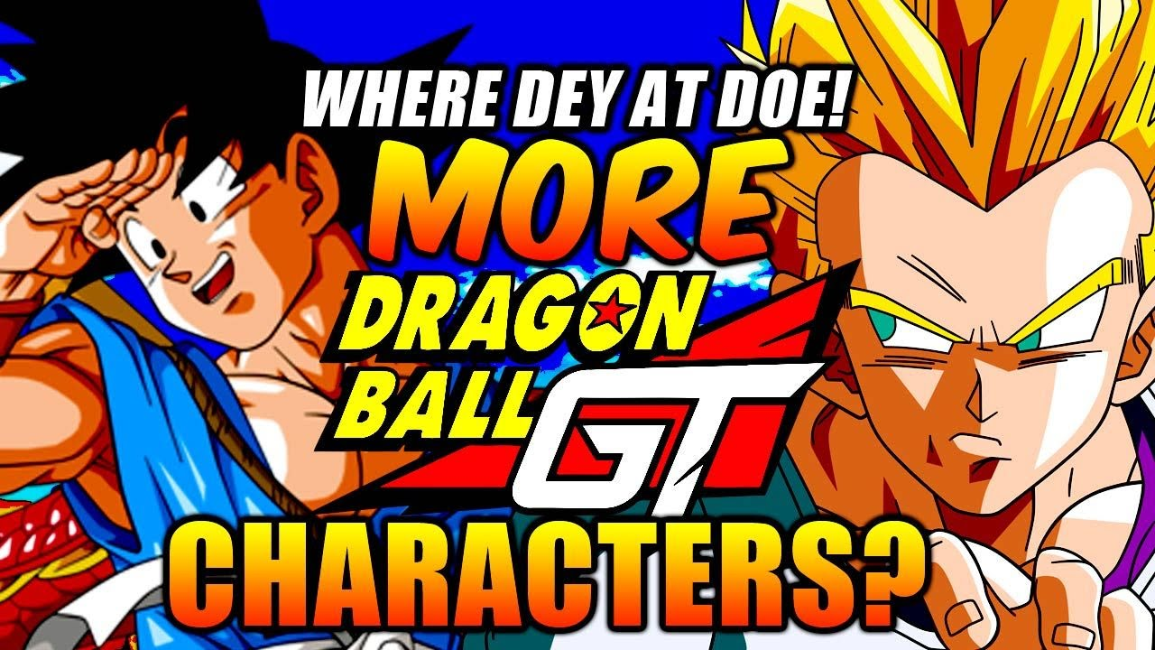 Dragon Ball Xenoverse gt Characters Dragon Ball Xenoverse More