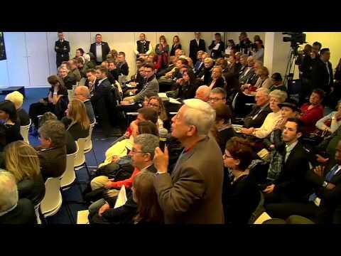 Discours de Nicolas Sarkozy devant les nouveaux adhérents - 9 avril 2016