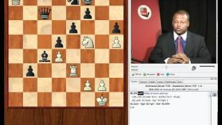 GM Maurice Ashley - The Secret To Chess