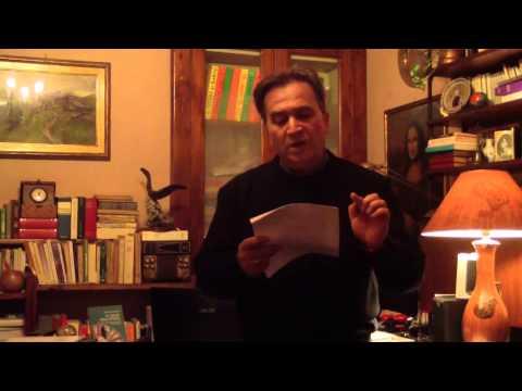 VOGLIO RINGRAZIARLA VIDEOLETTERA A GIORGIO NAPOLITANO