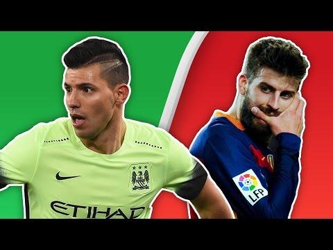 Is Sergio Aguero The Best Striker In The World? | Winners & Losers