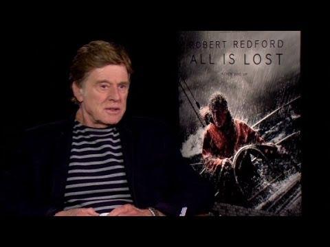 Robert Redford talks movie, politics