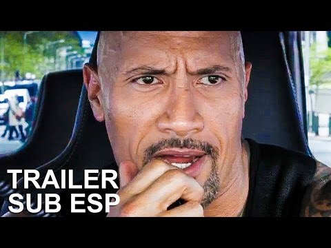 RAPIDOS Y FURIOSOS 8 - Trailer Español 2017 Fast And Furious