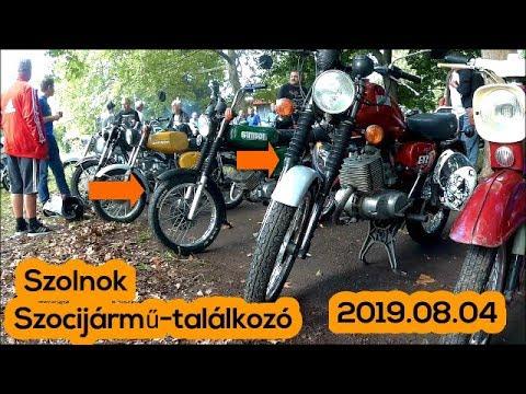 Szocijármű-találkozó | Szolnok | 2019.08.04