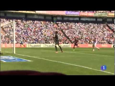 Real Valladolid 1 Barça 0 noticias tve castilla y leon
