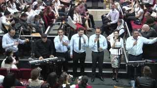 Fratii de la Toflea - Un grupaj de cantari, Biserica Penticostala Efrata 2014  Oradea 2014