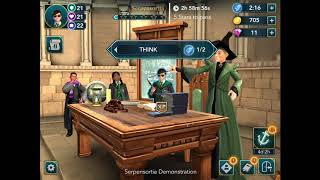 Harry Potter: Hogwarts Mystery - More graphic glitches!