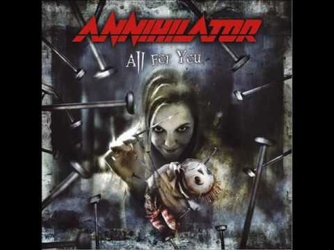 Annihilator - The Nightmare Factory
