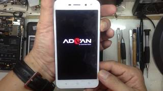 Hard reset Advan i5e