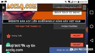 Tặng Nick Liên Quân Khủng Dư 1 viên đá quý - DLGH MVP.mp4