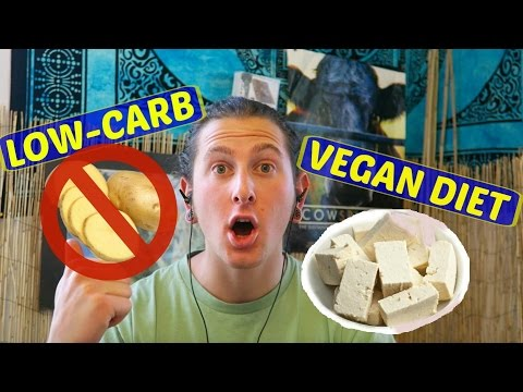 Sample vegan low carb diet
