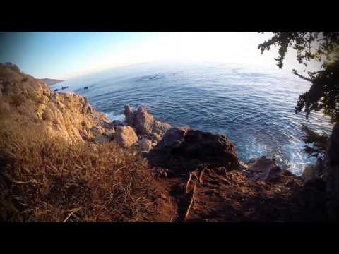 Big Sur, CA Sunset Hike