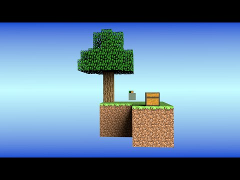 Como Descargar Mapa de SkyBlock para Minecraft 1.7.2