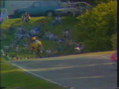 superbike racing from cadwell 1980s foggy hislop pt2