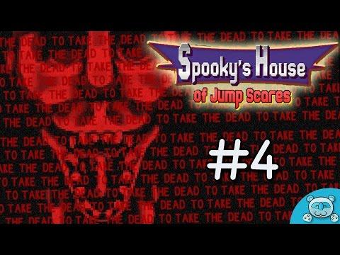 Spooky's House of Jump Scares # 4 : เขาวงกตไม่มีที่สิ้นสุด (500 - 900 Floors Ver.2.3)