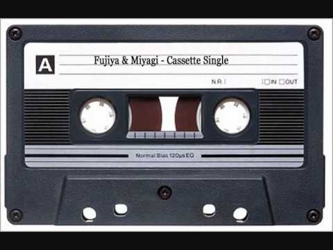 Fujiya &amp; Miyagi - Cassettesingle