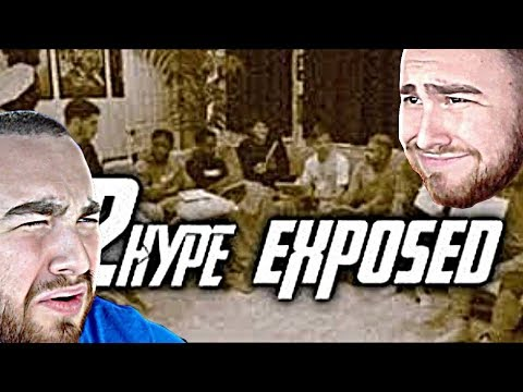 LosPollosTV Reacts to 2HYPE Being Exposed!! thumbnail