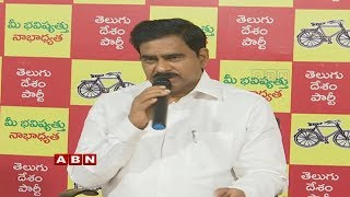 TDP Devineni Uma | TDP Press Meet From Vijayawada