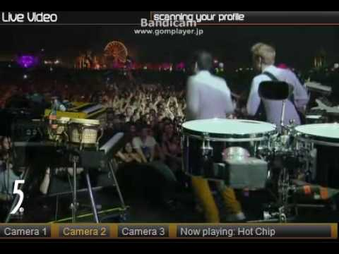 Hot Chip - Ready For The Floor (Coachella 2010) サムネイル画像