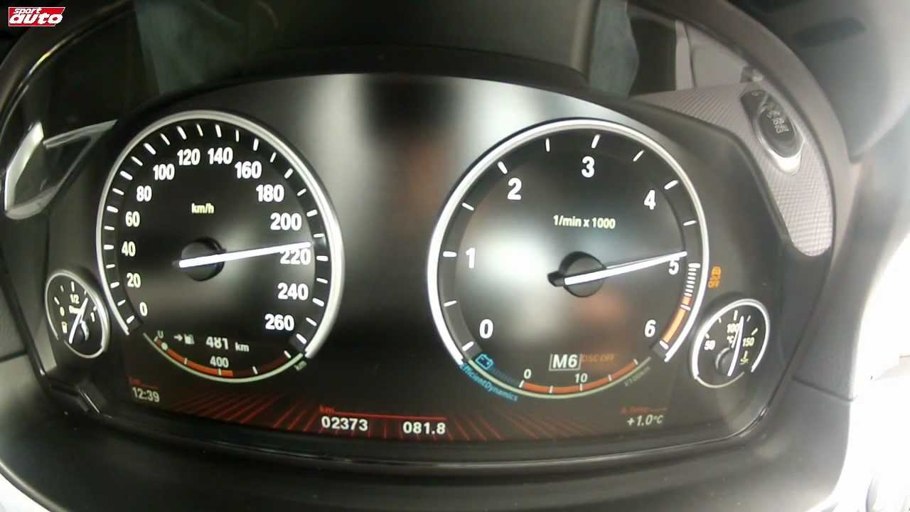Bmw M550d Xdrive 0 250 Km H Test Drive New M5 Style 740 Nm