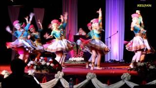 Minnesota Sunshine 1st Round - Fresno Hmong International New Year 2014-2015 Dance Competition