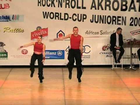 Ingrid Foulon & Julien Foulon - Weltmeisterschaft 2006