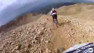 Olympos Tahtalı Downhill Enduro 2014 ACTION CAM -1-
