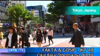 Download Lagu Fakta & Gosip JKT48 at Spotlite Trans7 Gratis STAFABAND