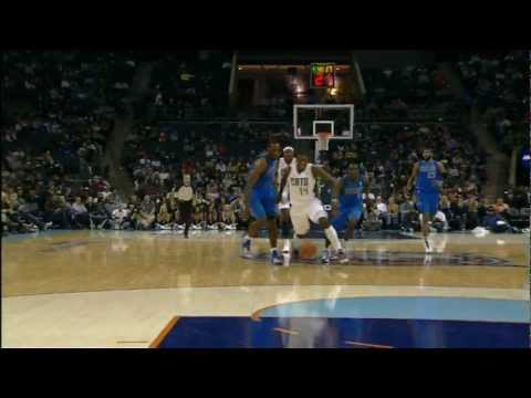 Michael Kidd-Gilchrist Scores a Career-High