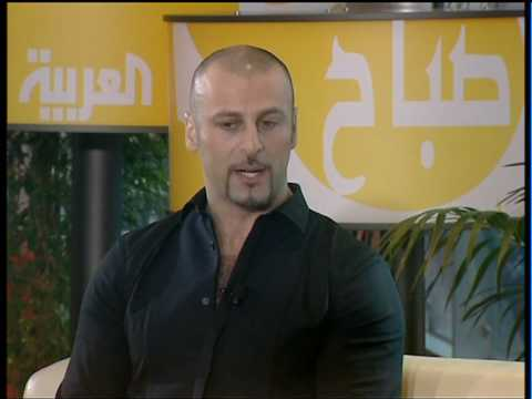 Rami Kashou Interview on Alarabia TV morning show live from Dubai - Part 1