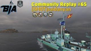 World of Warships- YueYang Double Liquidator (Community Replay #65)