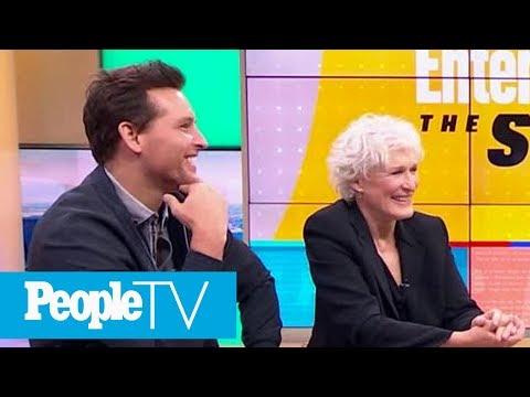 Peter Facinelli & Glenn Close Discuss New Film 'The Wilde Wedding'   PeopleTV   Entertainment Weekly