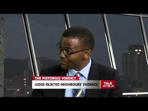 Talk Africa : Oscar Pistorius Verdict