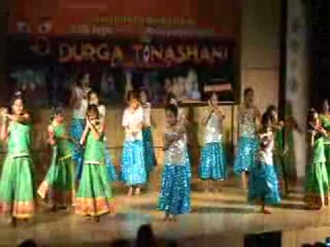 Maine Payal Hai Chankai Kalasagar Dance Institute Noida video