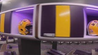 $28 million LSU football locker room renovation spurs debate