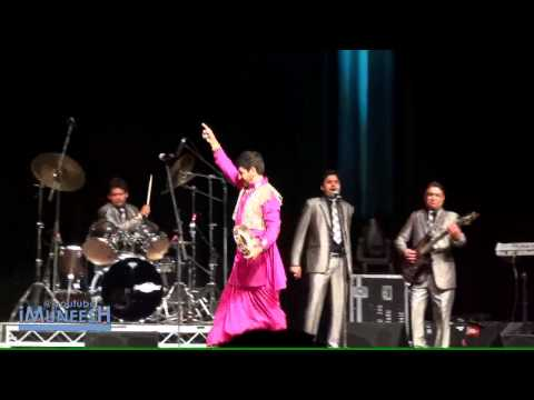 Challa - Gurdas Mann - Live in Perth on 15-09-2012