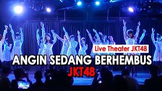 download lagu Jkt48 - Angin Sedang Berhembus Live Theater Jkt48 gratis